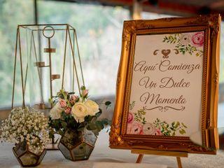 El matrimonio de Florencia y Cristian 1