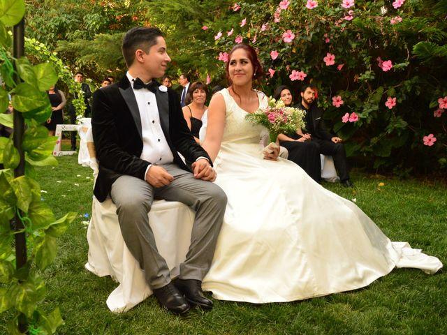 El matrimonio de Camila y Eleazar