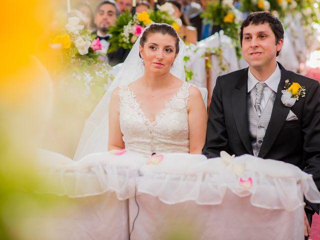 El matrimonio de Cyndi y Harald