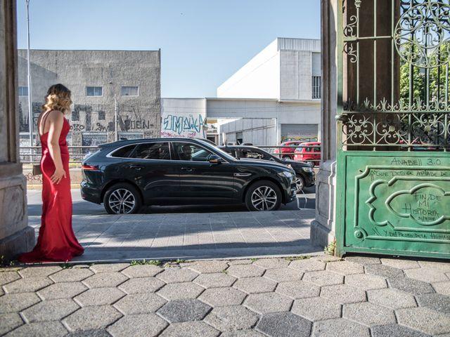 El matrimonio de Héctor y Nicole en Calera de Tango, Maipo 17