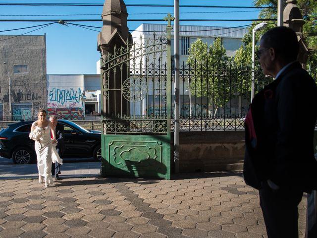 El matrimonio de Héctor y Nicole en Calera de Tango, Maipo 18