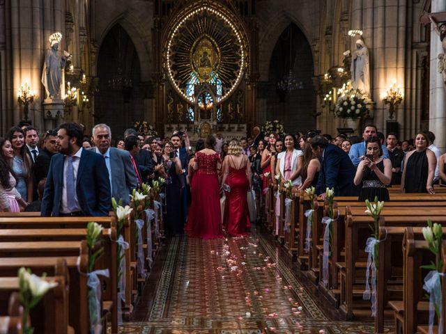 El matrimonio de Héctor y Nicole en Calera de Tango, Maipo 19