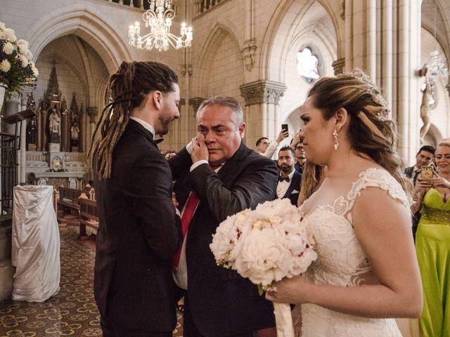 El matrimonio de Héctor y Nicole en Calera de Tango, Maipo 21