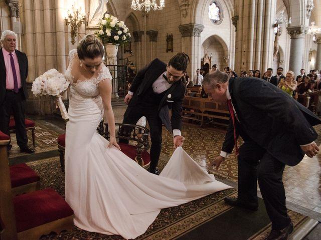El matrimonio de Héctor y Nicole en Calera de Tango, Maipo 22
