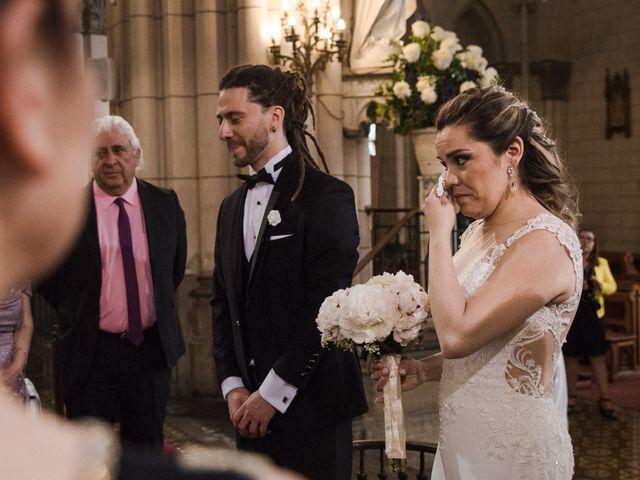 El matrimonio de Héctor y Nicole en Calera de Tango, Maipo 23