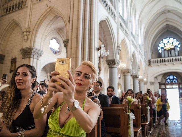 El matrimonio de Héctor y Nicole en Calera de Tango, Maipo 25