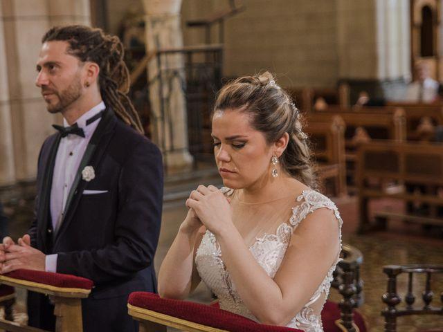 El matrimonio de Héctor y Nicole en Calera de Tango, Maipo 26