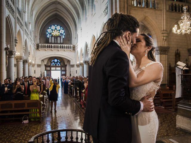 El matrimonio de Héctor y Nicole en Calera de Tango, Maipo 28
