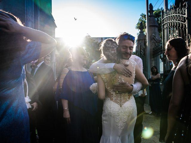 El matrimonio de Héctor y Nicole en Calera de Tango, Maipo 1