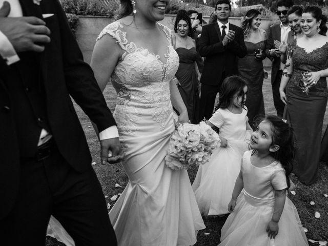 El matrimonio de Héctor y Nicole en Calera de Tango, Maipo 37