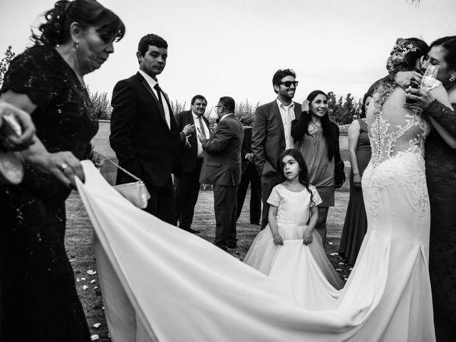 El matrimonio de Héctor y Nicole en Calera de Tango, Maipo 38