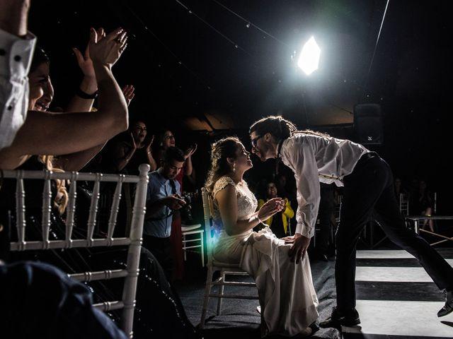 El matrimonio de Héctor y Nicole en Calera de Tango, Maipo 49