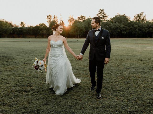 El matrimonio de Lissette y Christopher