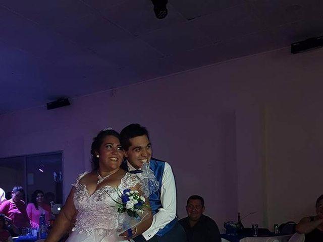 El matrimonio de Janda y Armando