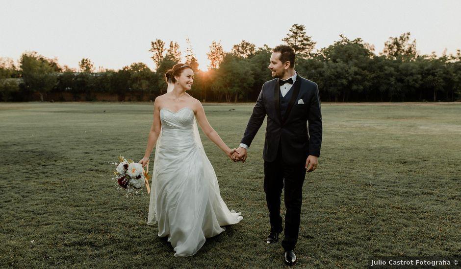 El matrimonio de Christopher y Lissette en Santiago, Santiago