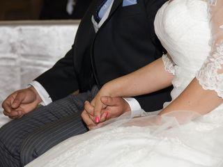 El matrimonio de Michael y Carola 1