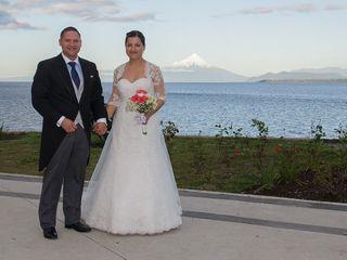 El matrimonio de Michael y Carola 2