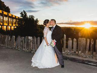 El matrimonio de Michael y Carola 3
