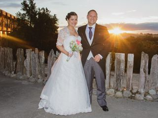 El matrimonio de Michael y Carola