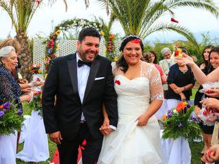 El matrimonio de Francisca y Alejandro