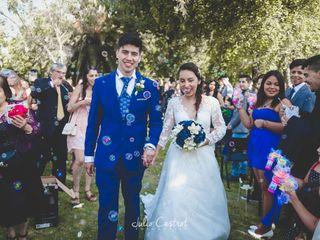 El matrimonio de Llaremy y Jose Alexis