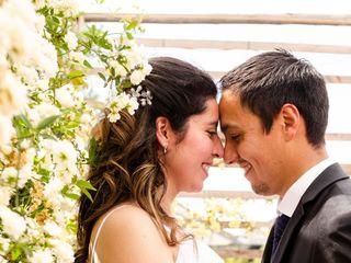 El matrimonio de Alejandrina y Eduardo 2