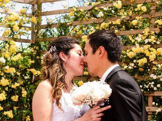 El matrimonio de Alejandrina y Eduardo 3