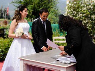 El matrimonio de Alejandrina y Eduardo