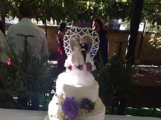 El matrimonio de María Eloísa  y Isaías  1