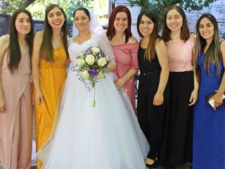 El matrimonio de María Eloísa  y Isaías  2