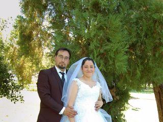 El matrimonio de María Eloísa  y Isaías  3