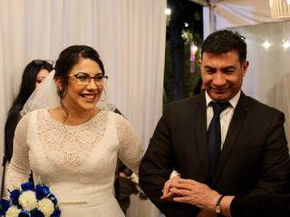 El matrimonio de Dannae y Andrés 3