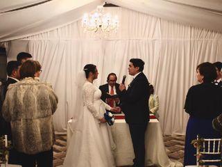 El matrimonio de Dannae y Andrés 2