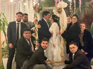 El matrimonio de Dannae y Andrés 1