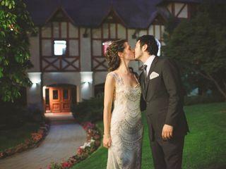 El matrimonio de Lorena y Felipe