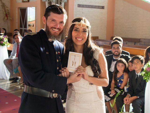 El matrimonio de Marcia y Jonathan