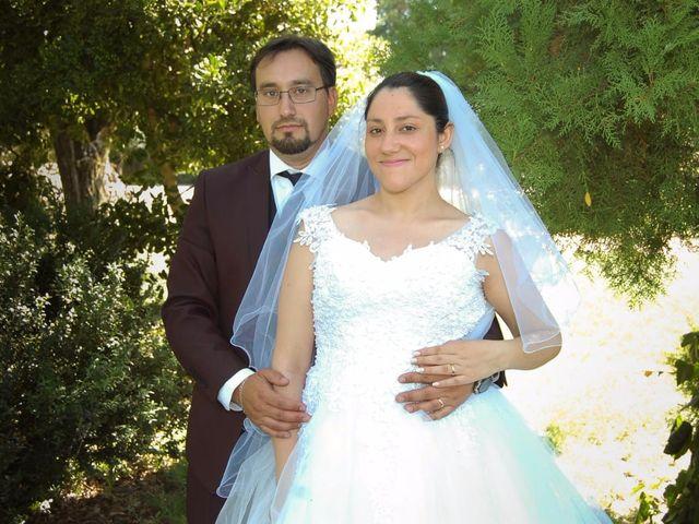 El matrimonio de María Eloísa  y Isaías