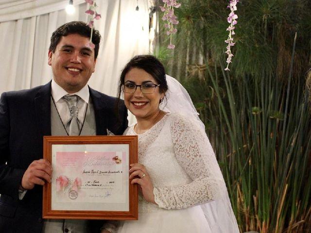 El matrimonio de Dannae y Andrés