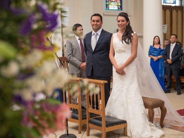 El matrimonio de David y Paulina en Curicó, Curicó 15