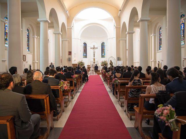 El matrimonio de David y Paulina en Curicó, Curicó 16