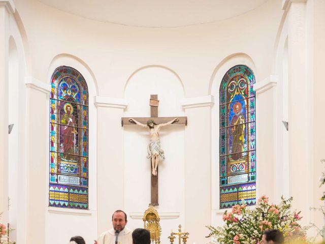 El matrimonio de David y Paulina en Curicó, Curicó 17