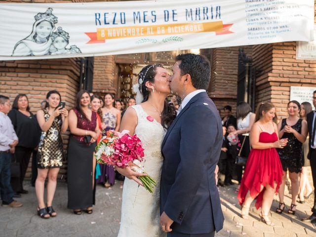 El matrimonio de David y Paulina en Curicó, Curicó 18