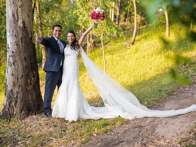 El matrimonio de David y Paulina en Curicó, Curicó 20