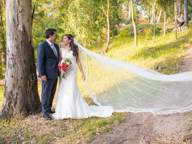 El matrimonio de David y Paulina en Curicó, Curicó 21