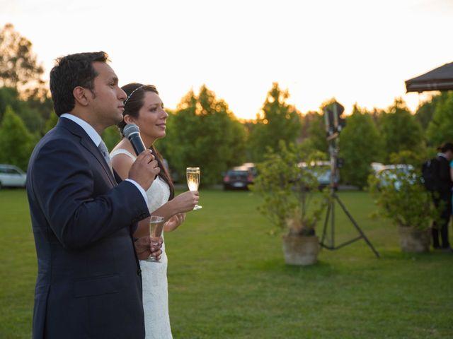 El matrimonio de David y Paulina en Curicó, Curicó 22
