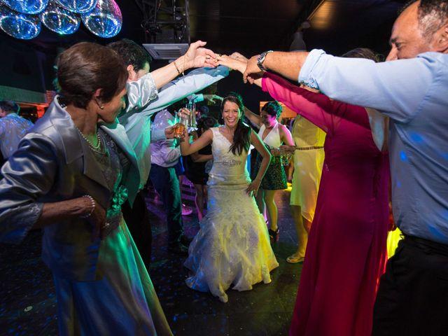 El matrimonio de David y Paulina en Curicó, Curicó 36