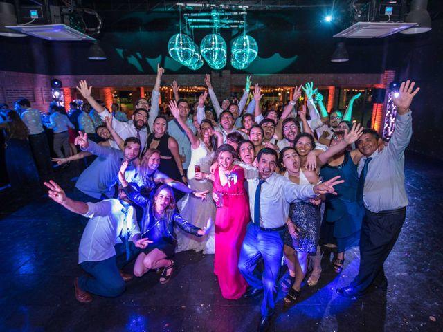 El matrimonio de David y Paulina en Curicó, Curicó 39
