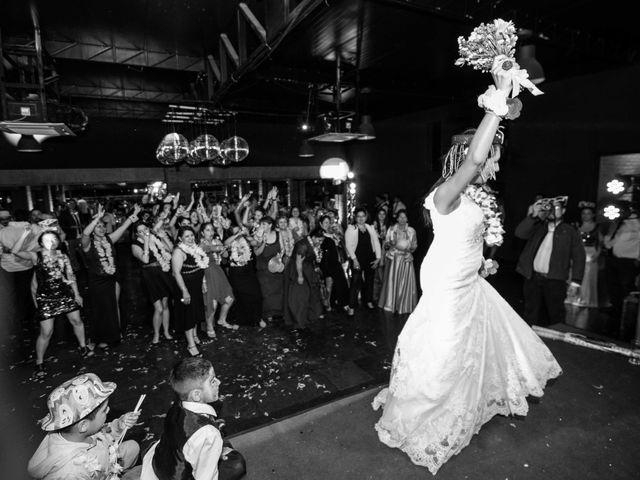 El matrimonio de David y Paulina en Curicó, Curicó 46