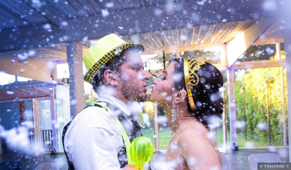 El matrimonio de Jesús y Yennireth en Calera de Tango, Maipo