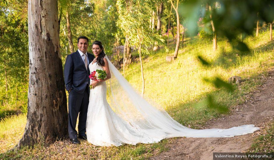 El matrimonio de David y Paulina en Curicó, Curicó